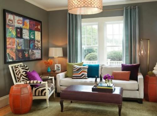 Medium Of Interior Design Small Living Room