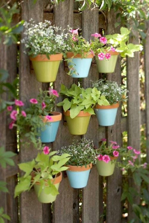 Medium Of Upright Garden Planters