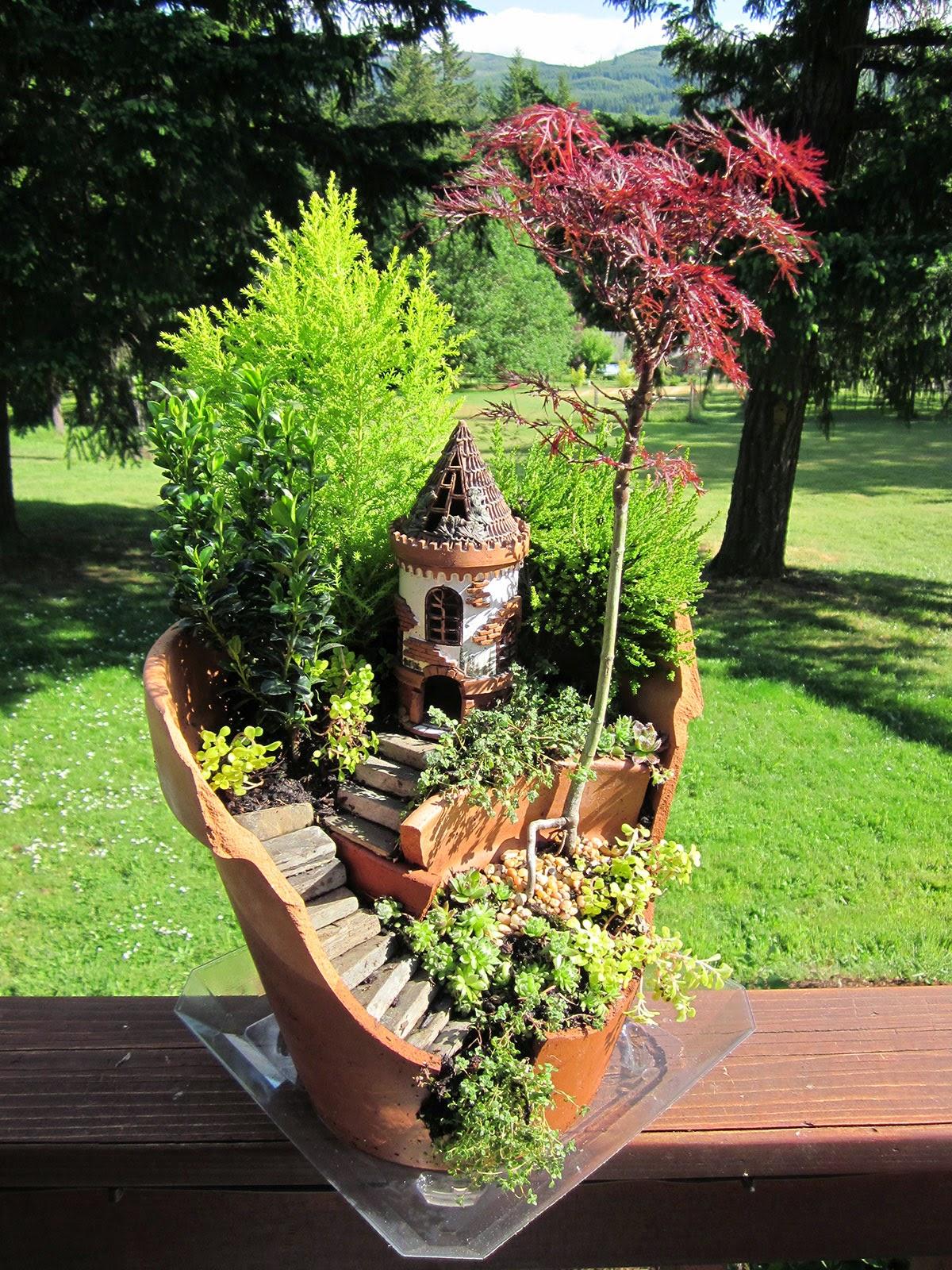 Robust 2018 Homemade Fairy Garden Items Sky Diy Miniature Fairy Garden Ideas Castle garden Homemade Fairy Garden Items