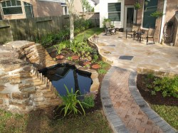 Small Of Backyard Oasis Ideas