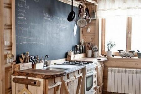07 rustic country kitchen design ideas homebnc