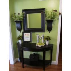 Small Crop Of Small Entryway Table