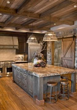 Absorbing Sierra Escape Rustic Wood Stone Kitchen Rustic Kitchen Cabinet Ideas 2018 Rustic Home Ideas Kitchen Rustic Home Kitchen Design Designs
