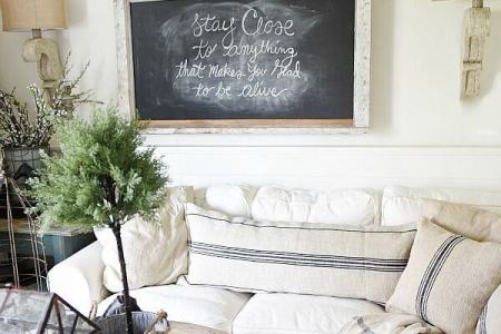 27 farmhouse living room design and decor ideas homebnc