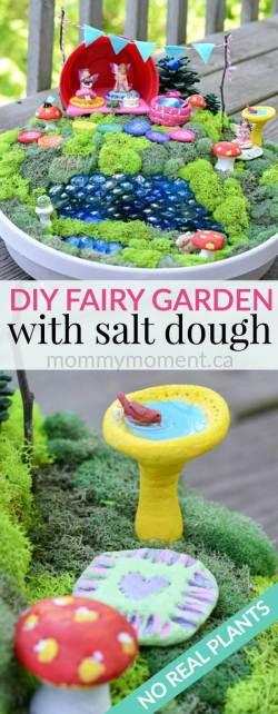 Sturdy Salty Salt Dough Fairy Accessories Diy Fairy Garden Accessories Ideas Designs 2018 Homemade Fairy Garden Items