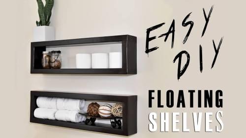 Medium Of Floating Wall Shelves Ideas