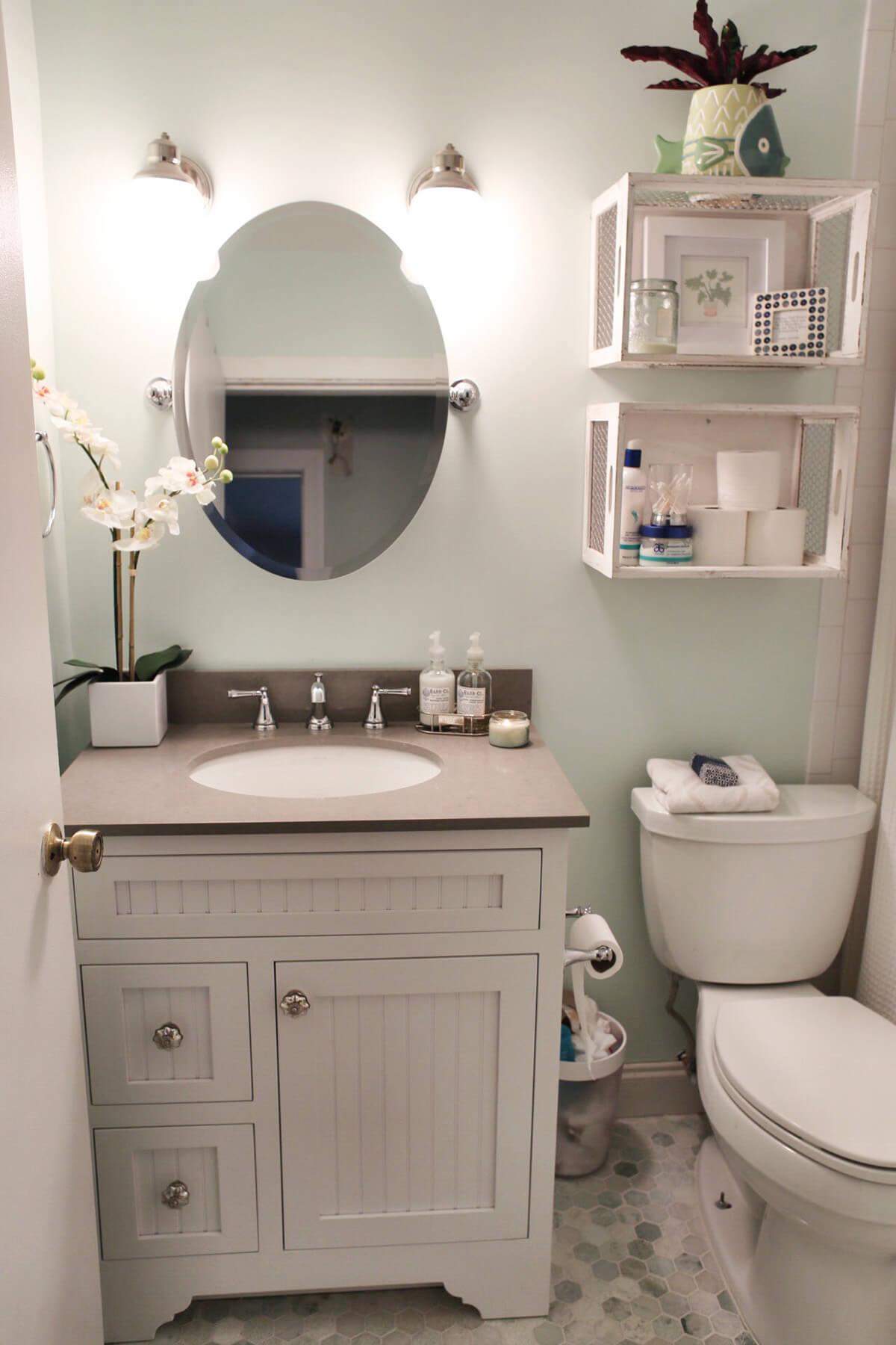 Fullsize Of Over The Toilet Storage