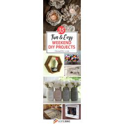Small Crop Of Easy Diy Home Decor Projects