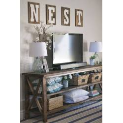 Stylized Tv Table Rustic Home Decor Ideas Designs 2018 Rustic Home Ideas Rustic Home Ideas You Can Make Yourself Nest Rattan