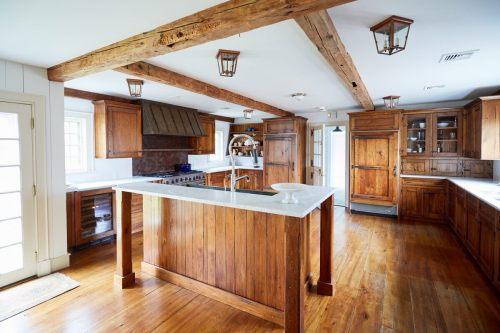 Medium Of Rustic Homes Inside