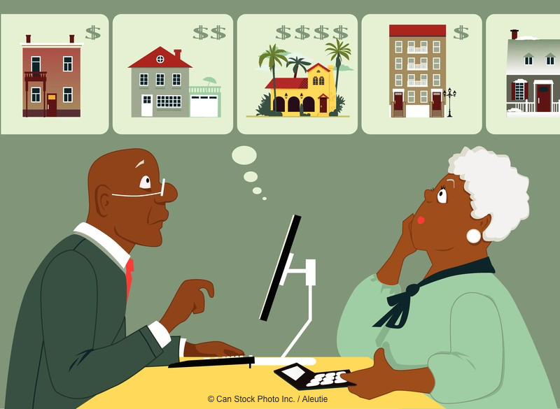 how to buy a home when you are low income