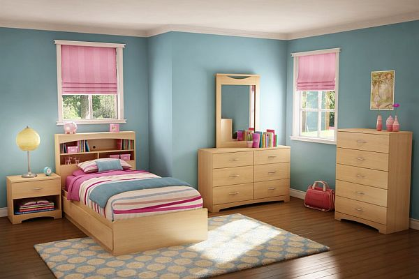 redesign your kids bedroom in 4 simple steps