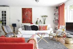 Pure Classic White Ethnic Rooms