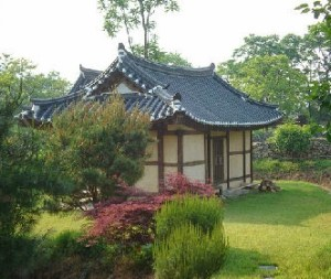 Traditional Hanok Houses