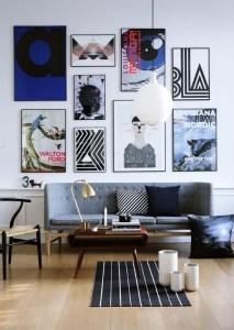 6 Fabulous Mid-Century Modern Living Rooms