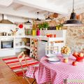 Bohemian Chic Kitchens