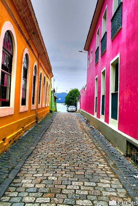 colorful Brazil