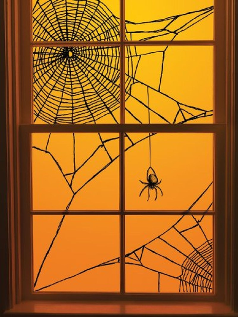 Large Of Halloween Window Decorations
