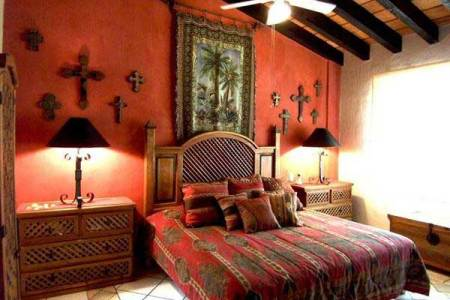 mexican interior design colors