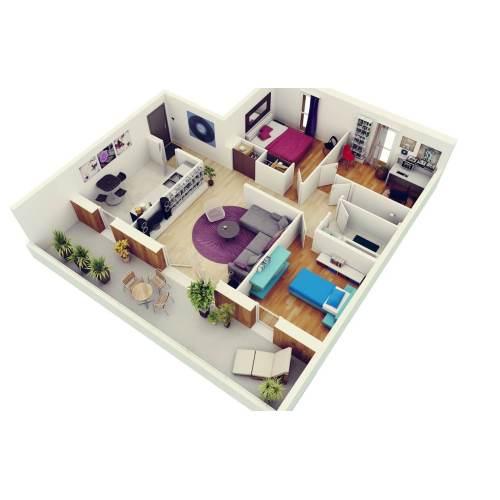 Medium Crop Of Small Apartment Design Floor Plan