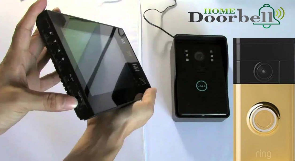 Wireless-Video-Doorbell-System