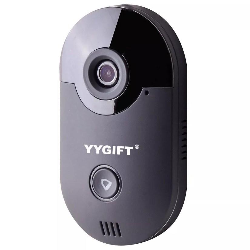YYGIFT Smart Video Wi-Fi Doorbell
