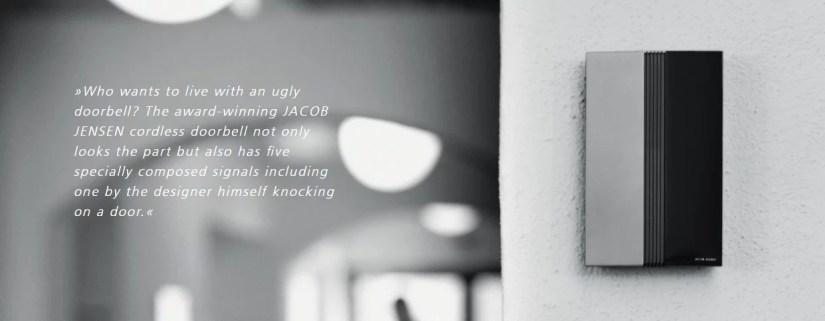 Jacob Jensen Doorbell