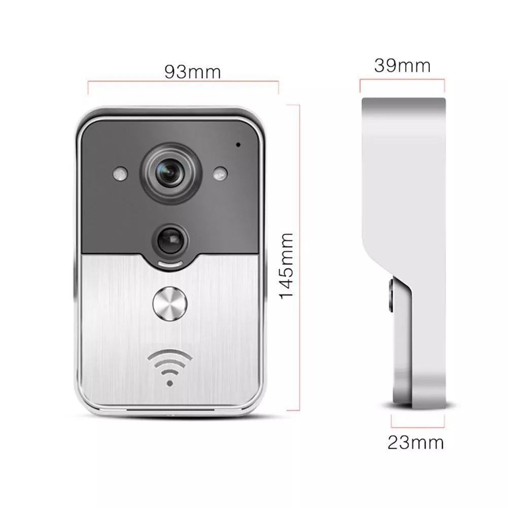 Best doorbell camera system - Camera Power Lead Pdor Model Wi Fi Video Camera Is The Best Wireless Doorbell Camera In All Wireless Door Chime This Camera Regulation Is 2 0 Megapixel