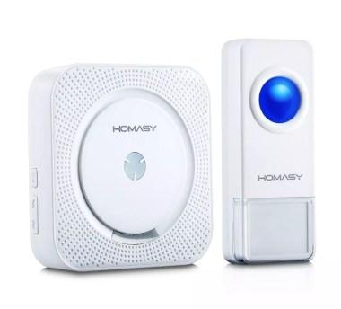 homasy wireless doorbell