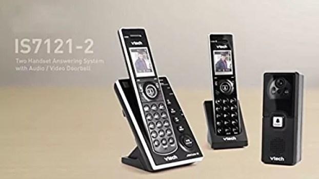 VTech IS7121 Video Doorbell