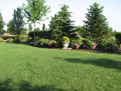 Gray Photos Backyard Landscaping Design Ideas On A Budget Backyard Slope Landscapingideas Backyard Privacy Landscaping Ideas Backyard Landscaping Design Ideas Large
