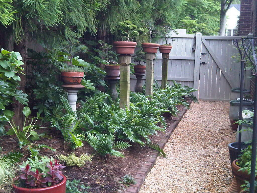 Fullsize Of Small Backyard Fence