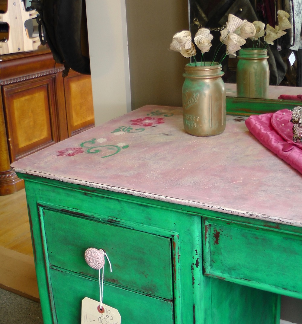 Unique Real Milk Paint Aqua Finish Flipping Flea Milk Paint Is Made From But Is It Real Or Real Milk Paint Tung Real Milk Paint Half houzz-03 Real Milk Paint