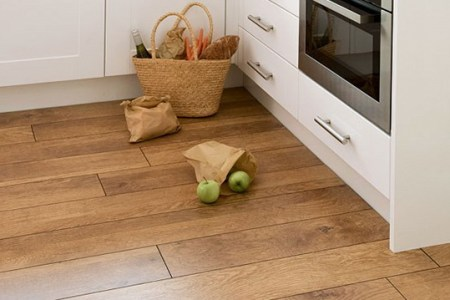 2 ideas wooden kitchen flooring