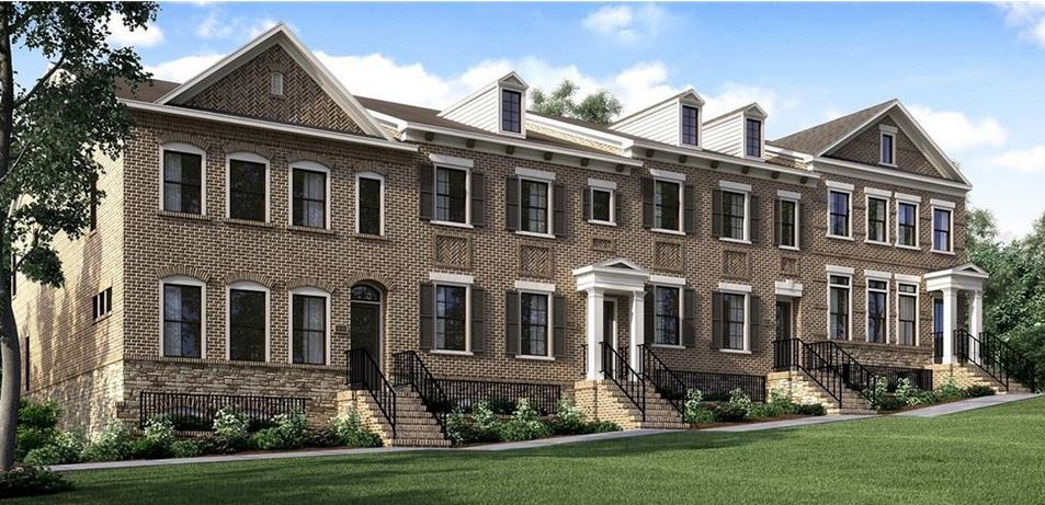 Brookhaven atlanta archives live in brookhaven ga for Luxury townhouse designs