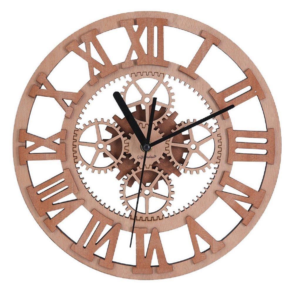 Fullsize Of Gear Clock Design