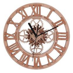 Small Crop Of Gear Clock Design