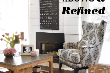 rustic and refined 839x1024