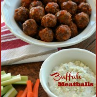 Touchdown: Buffalo Meatballs!