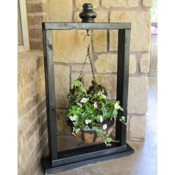 Small Crop Of Hanging Window Herb Garden