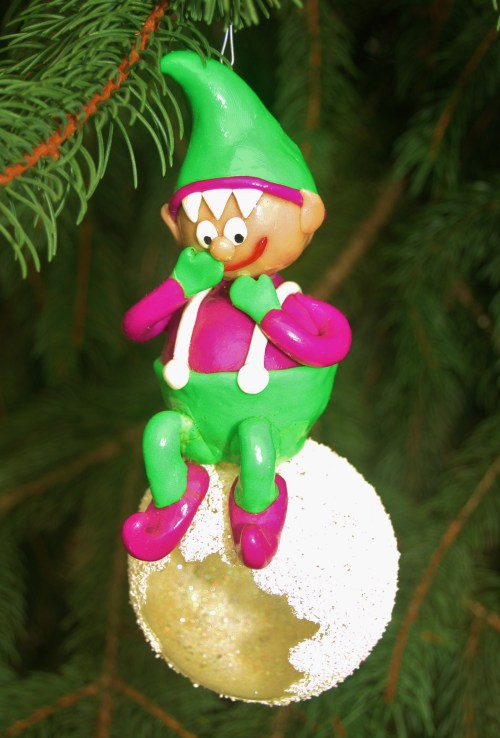 Medium Of Funny Christmas Ornaments