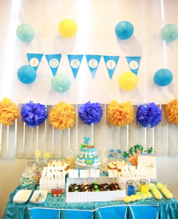 Homemade Parties DIY Peter Rabbit Christening_Drei18
