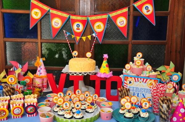 Homemade Parties DIY Party_Circus Party_Vito05