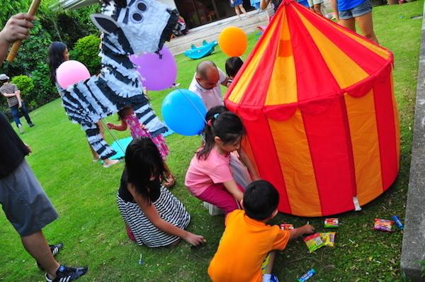 Homemade Parties DIY Party_Circus Party_Vito16