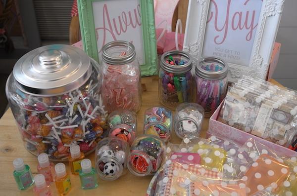 Homemade Parties DIY Party_Cupcake_Angel19