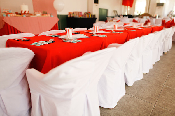 Homemade Parties_DIY Party_50s Diner Party_Lucas36