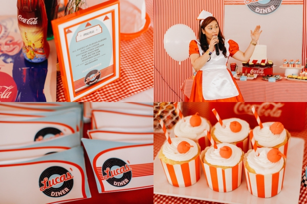 Homemade Parties_DIY Party_50s Diner Party_Lucas100