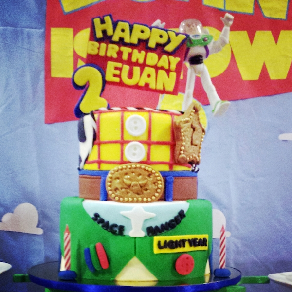 DIY Party Toy Story_Homemade10