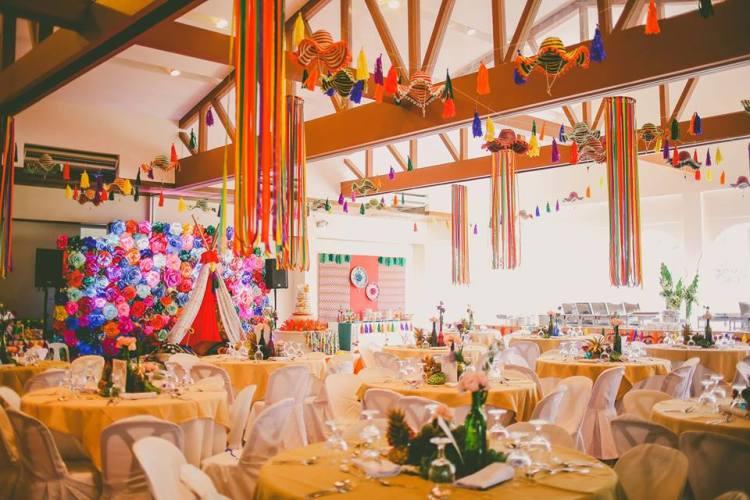 Santuario de San Antonio Hall, 2Forbes Park_Nicolas Photography