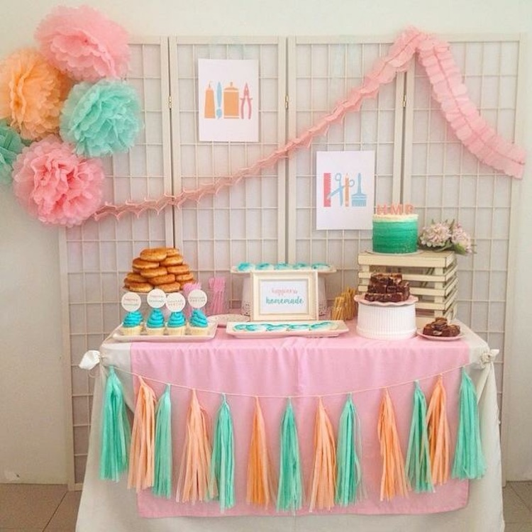 Homemade Parties_DIY Party_CRAFT PARTY18
